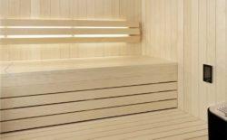 カタログ掲載商品:サウナ専用羽目板・ベンチ木材について